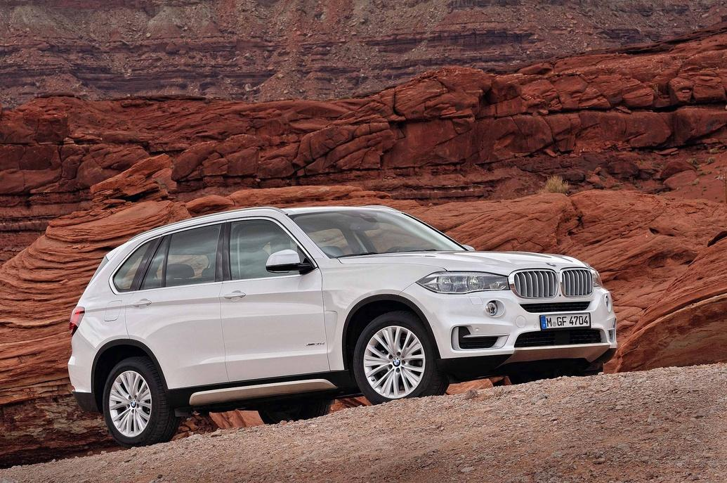 2014 BMW X5 Hero Pose