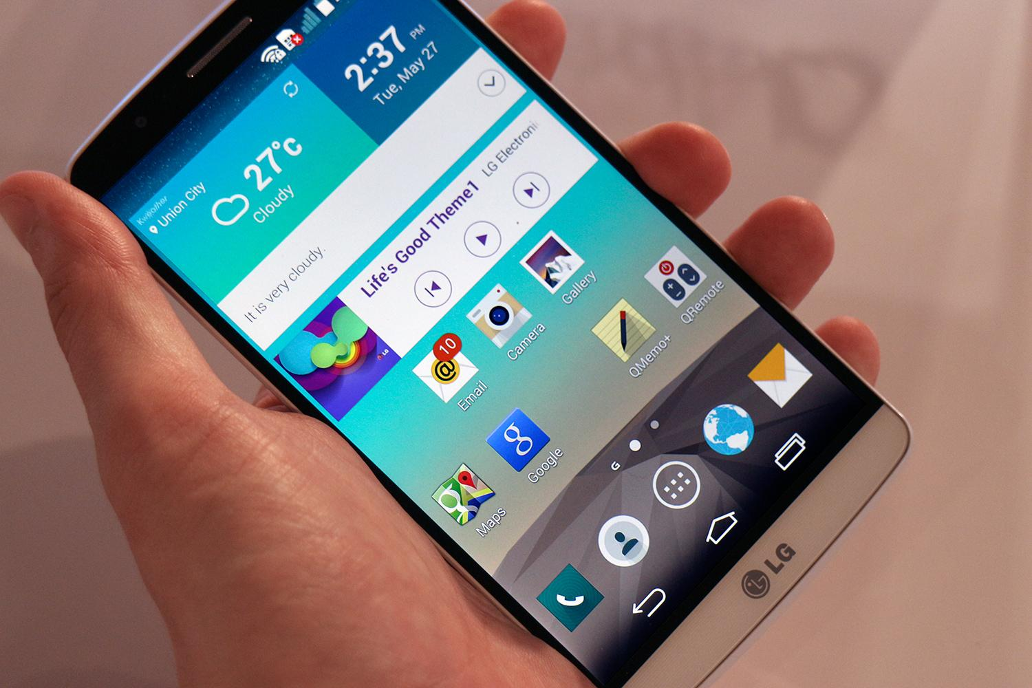 lg g3 may be outselling the galaxy s5 in south korea digital trends. Black Bedroom Furniture Sets. Home Design Ideas