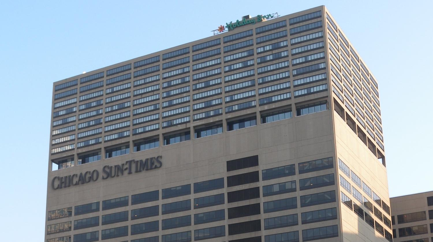 Chicago Sun-Times owner agrees to rehire four staff ...