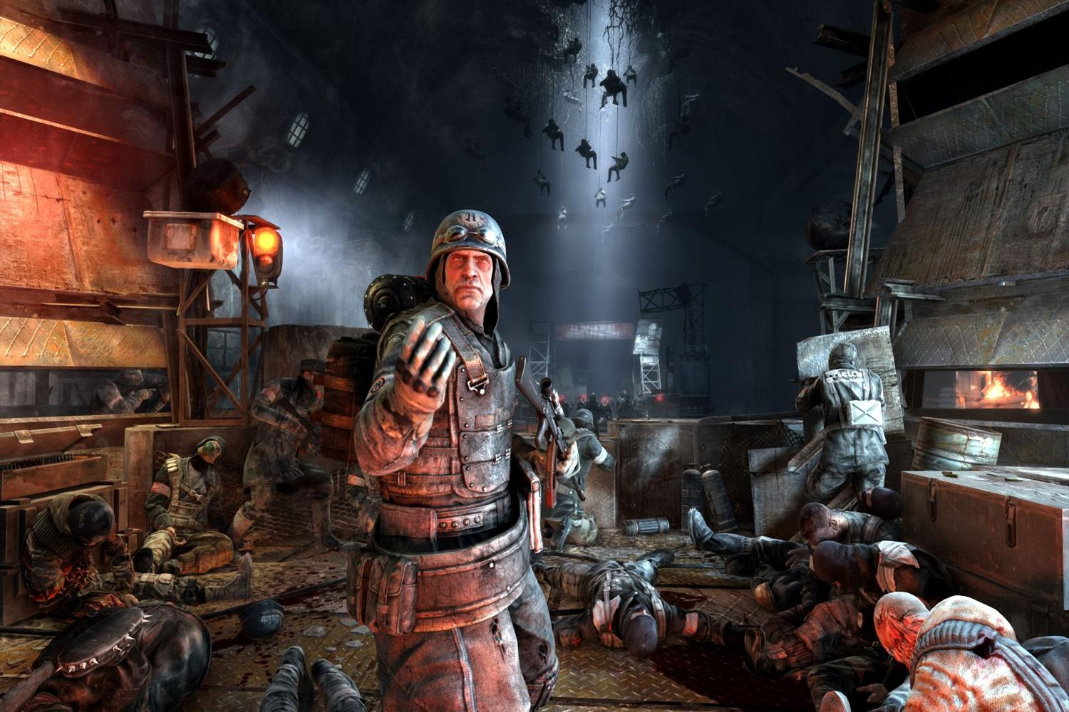 metro 2035 author says another game is on the way in. Black Bedroom Furniture Sets. Home Design Ideas