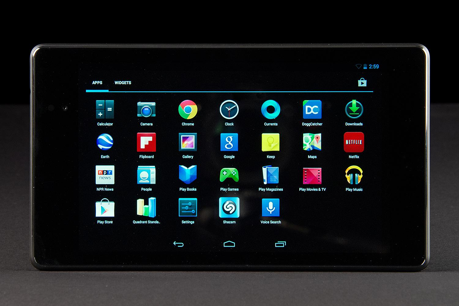 18 nexus 7 tablet problems and how to fix them digital for Motor trend app not working