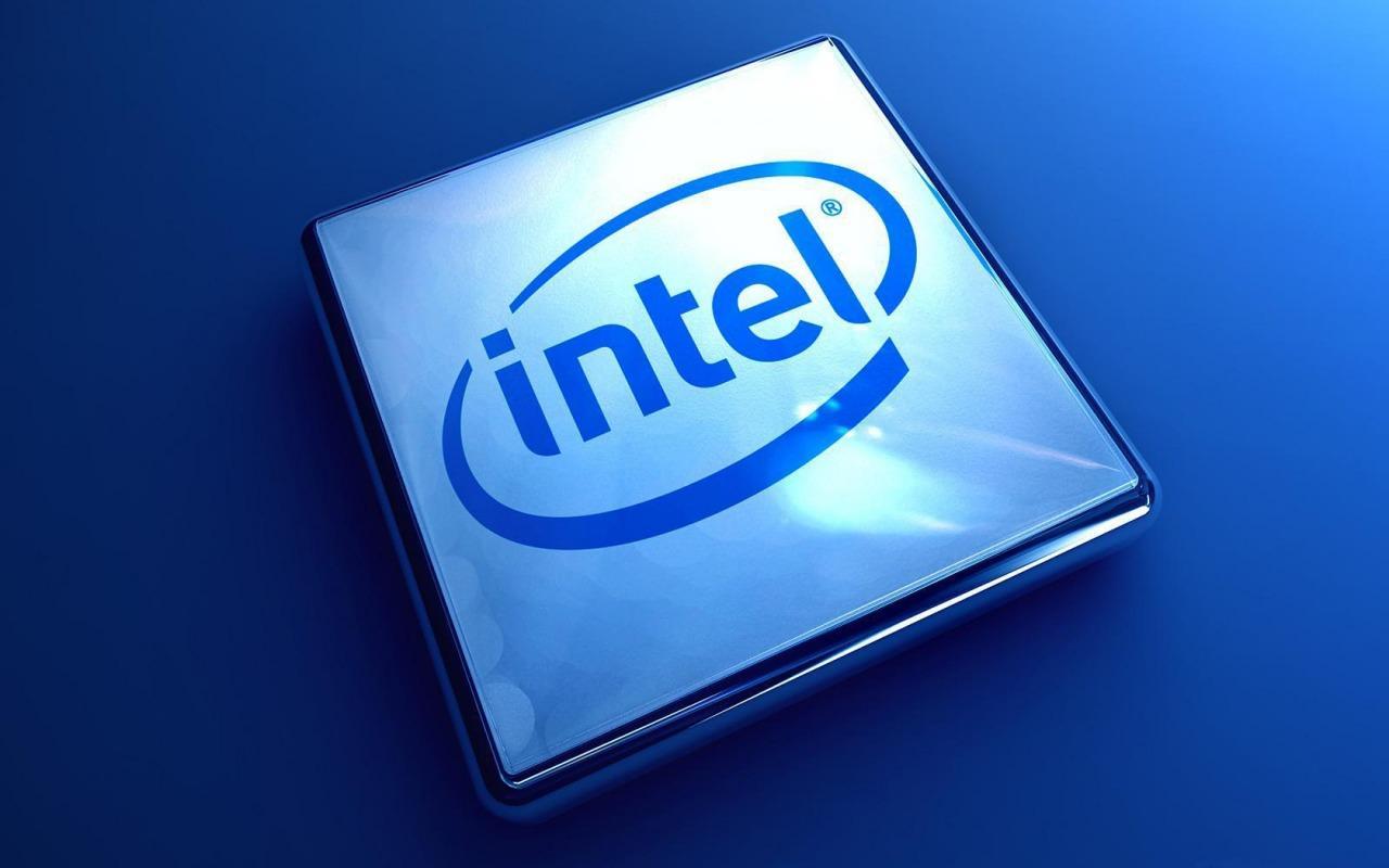 Intel Processors Logo Intel-logo