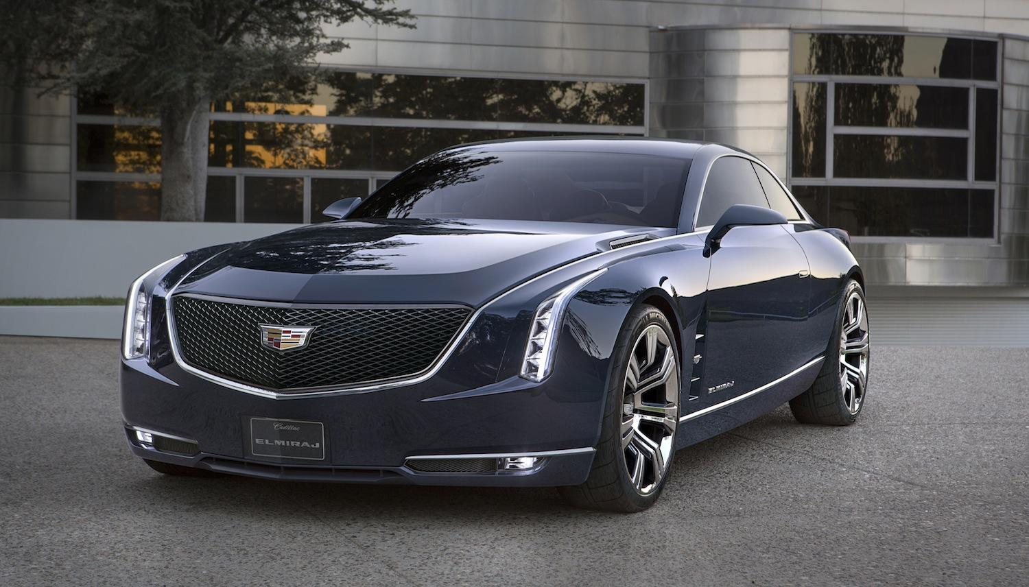 the cadillac elmiraj concept car is the modern day 500hp eldorado digital t. Cars Review. Best American Auto & Cars Review