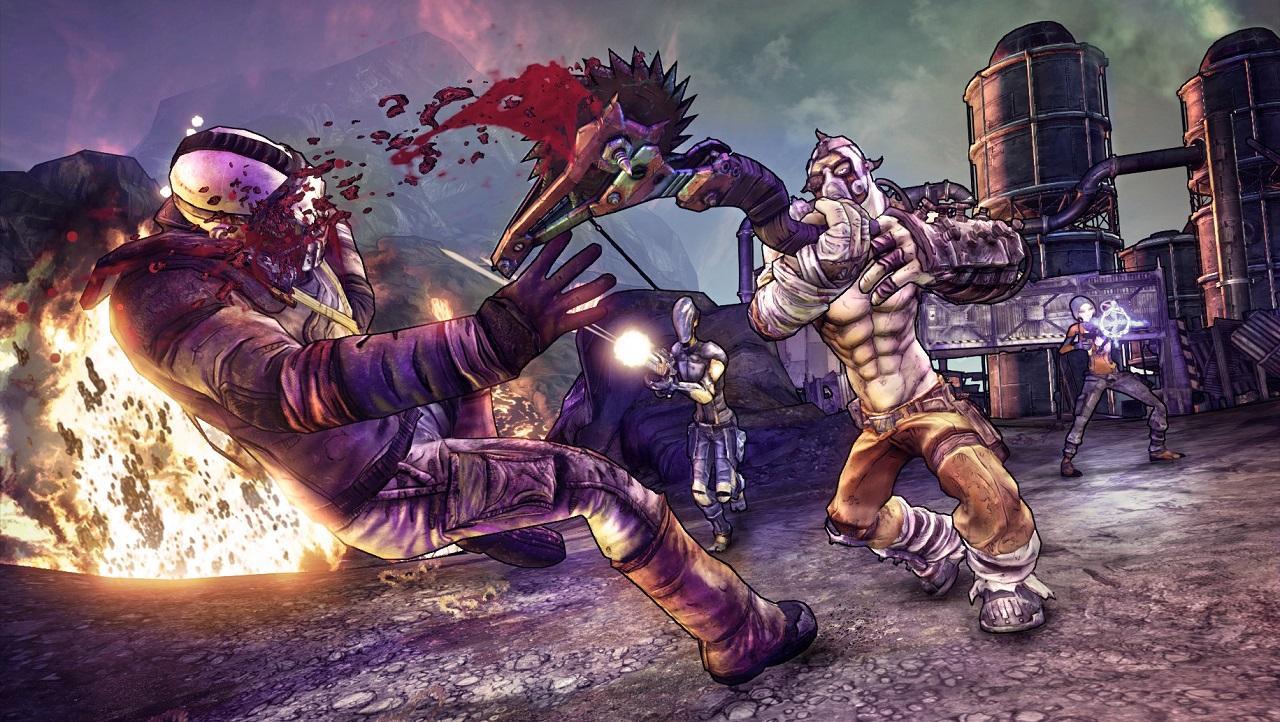 Borderlands 2 devs on creating the Mechromancer and the ... Borderlands 2