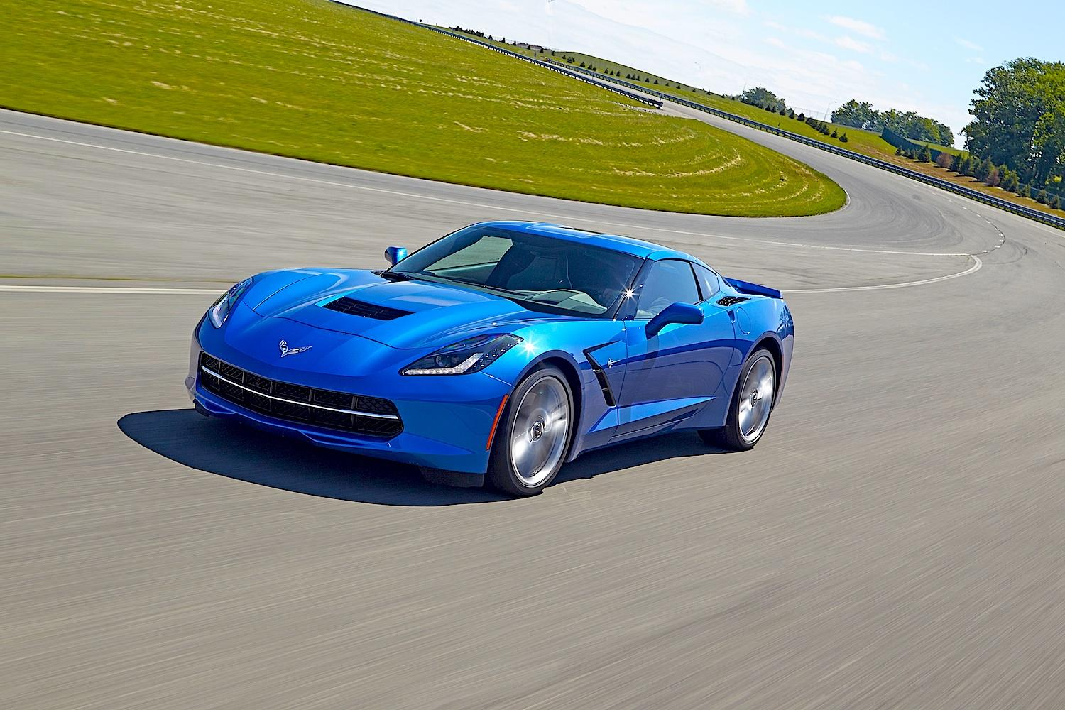 Z07 Version Of New Corvette Stingray May Pack 600