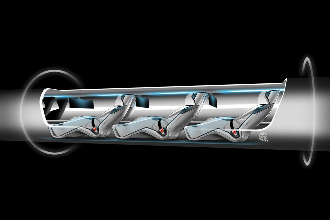 Musk Details Hyperloop High Speed Transport Plans Says Someone Else Should Build It on Video An Awe Inspiring Model Of Our Solar System