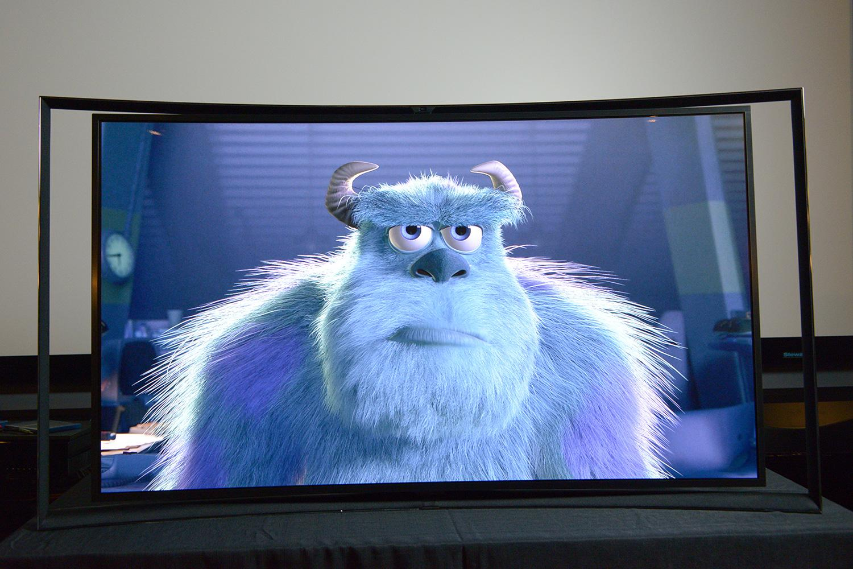 LG vs. Samsung OLED TVs | Battle of the Curved OLEDs ...