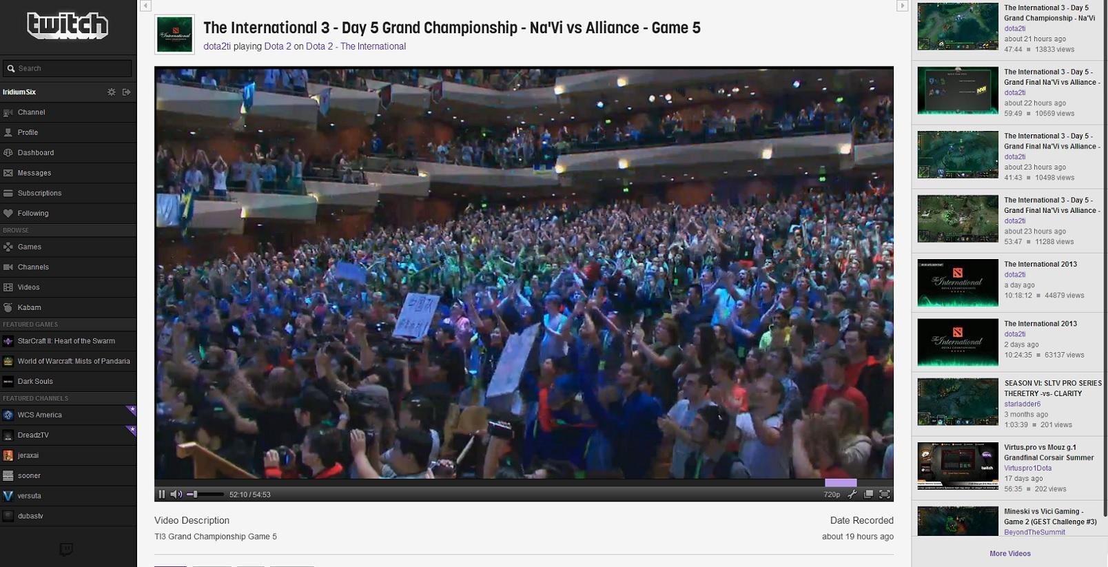 twitch sets records and a team wins 1 4 mil digital trends