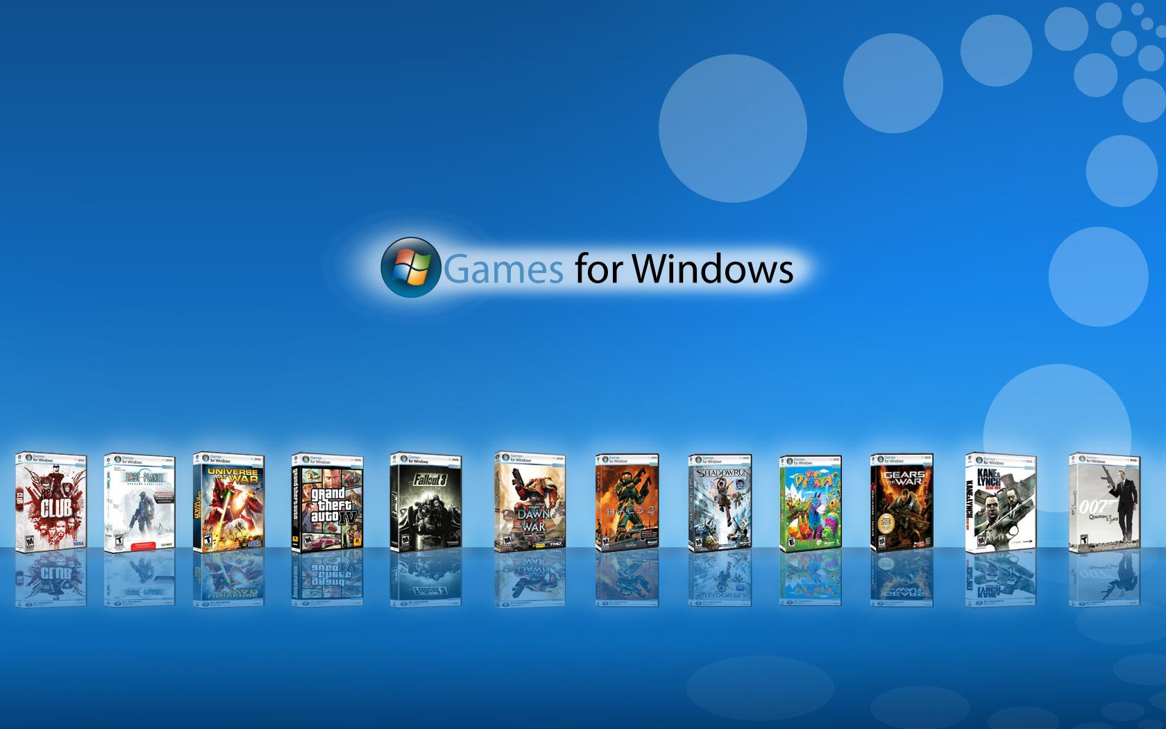 games for windows live support