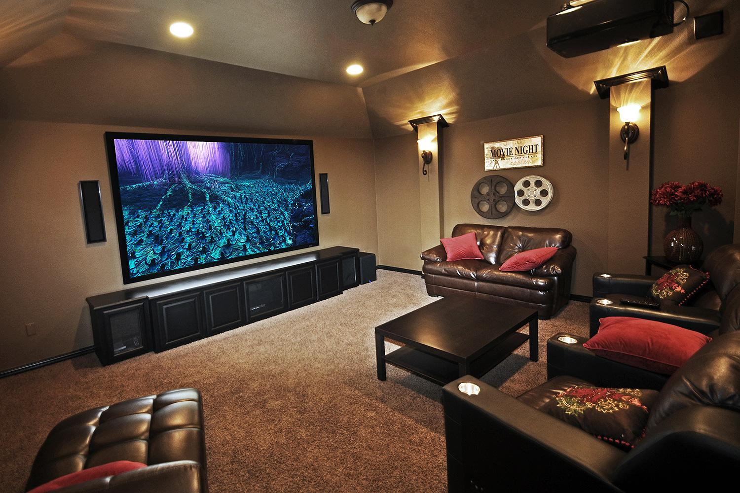 home theaters pictures