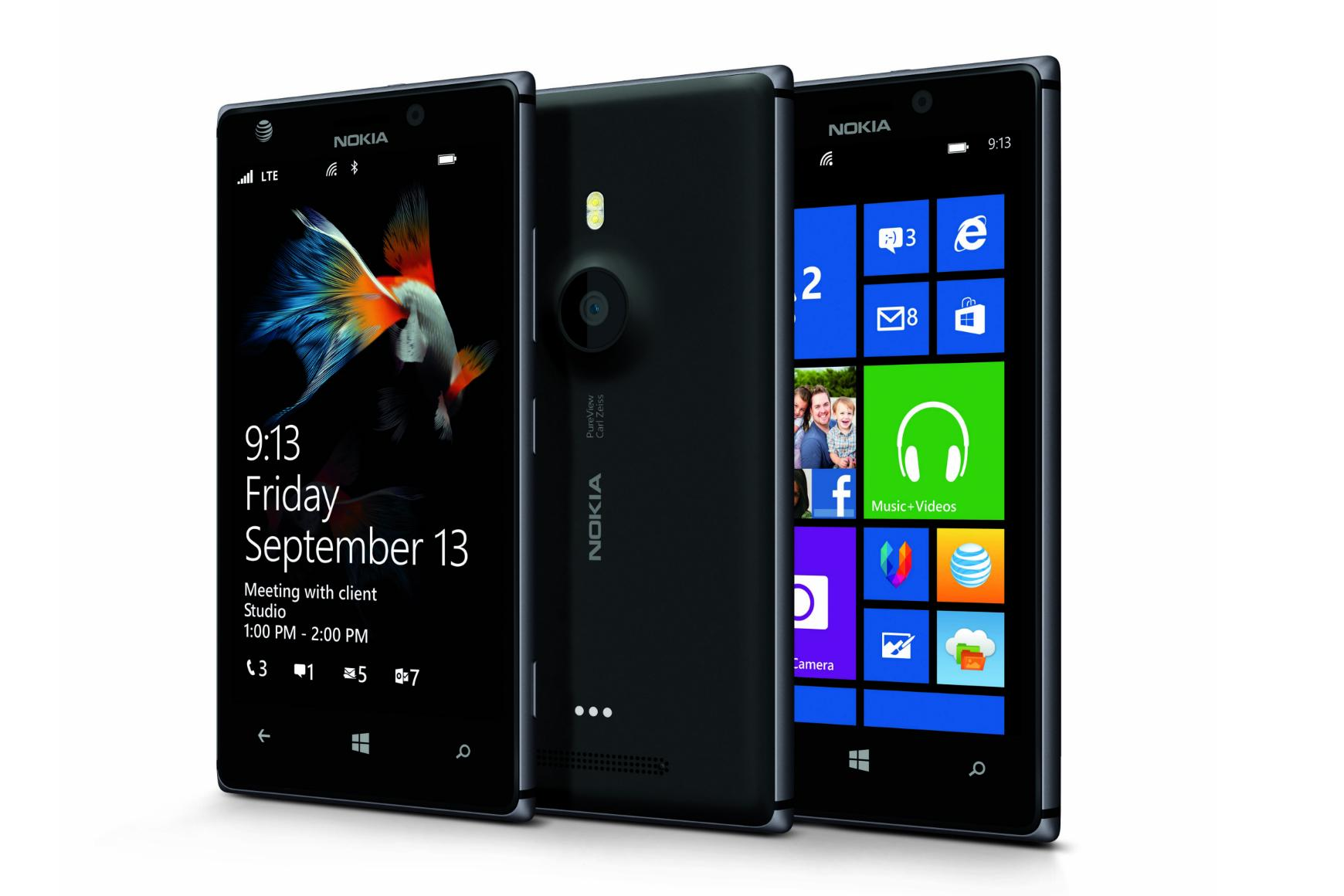 nokia lumia 925 gets a release date and price on at t digital trends. Black Bedroom Furniture Sets. Home Design Ideas