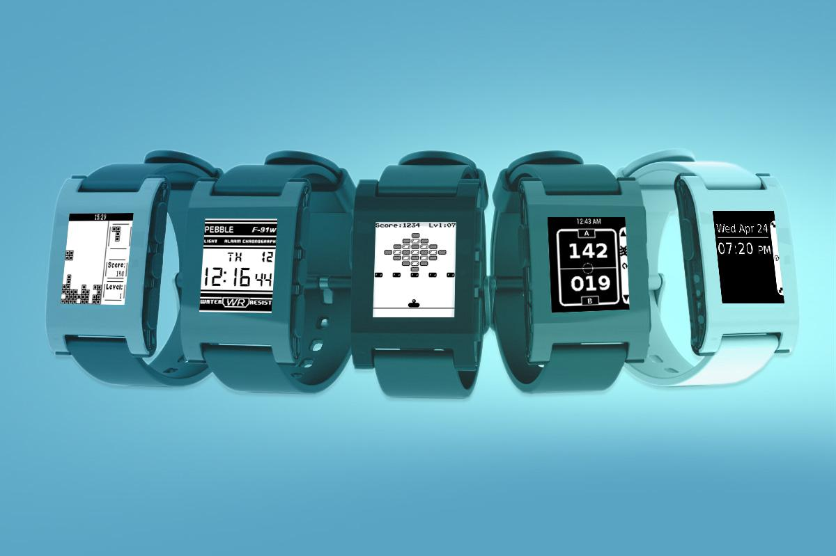 how to get game on smartwatch