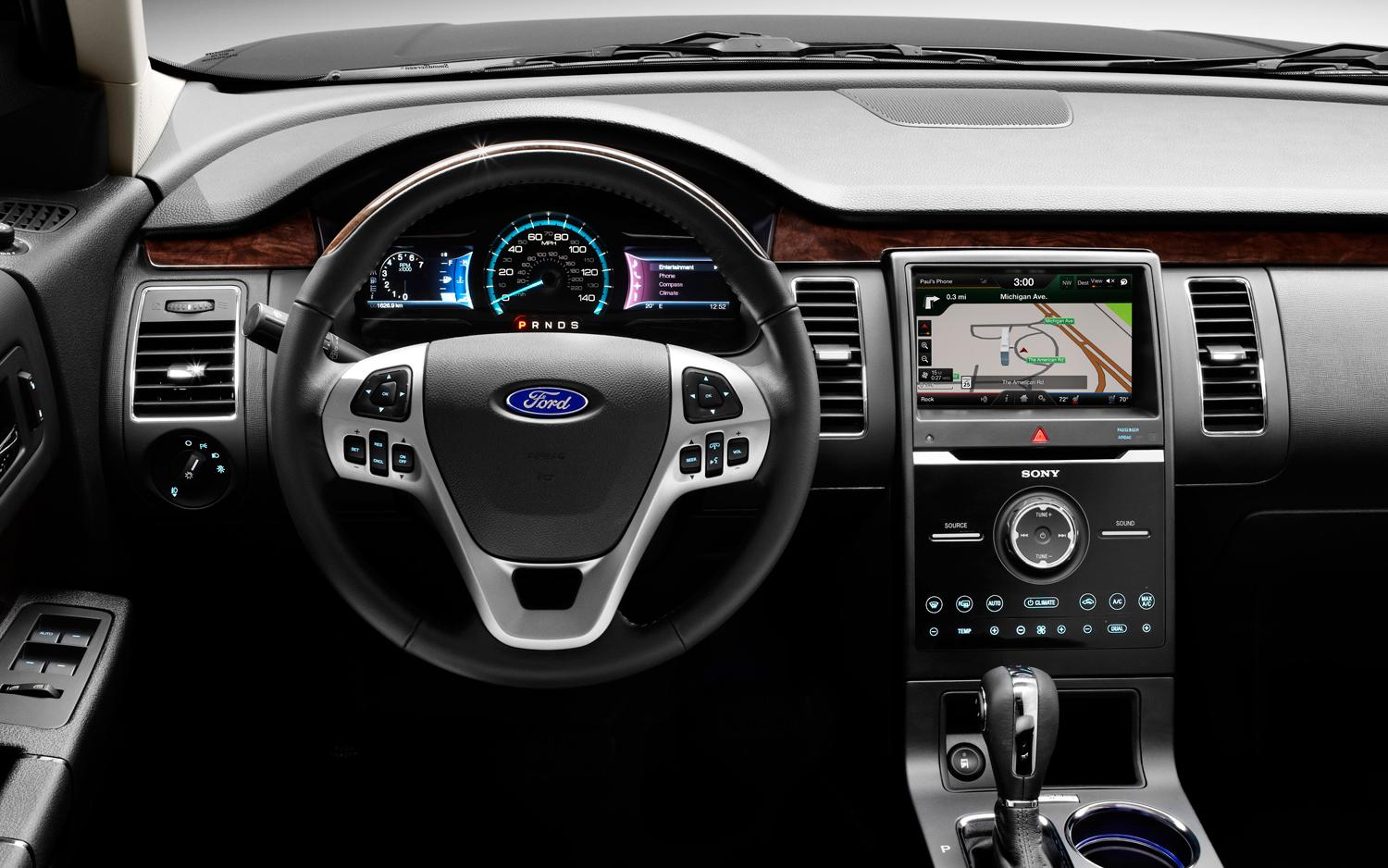 Ford To Scrap Sync And Myford Touch Dealer Education