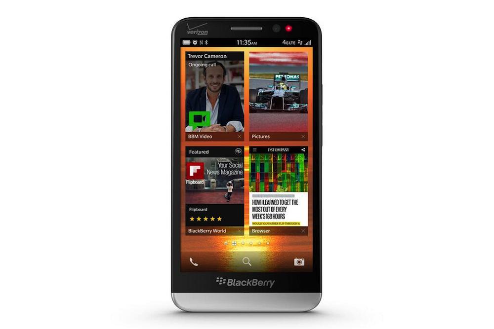 BlackBerry Z30 coming to Verizon 4G