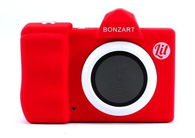 Bonzart Lit is the tiniest, cutest digital camera to exist ...