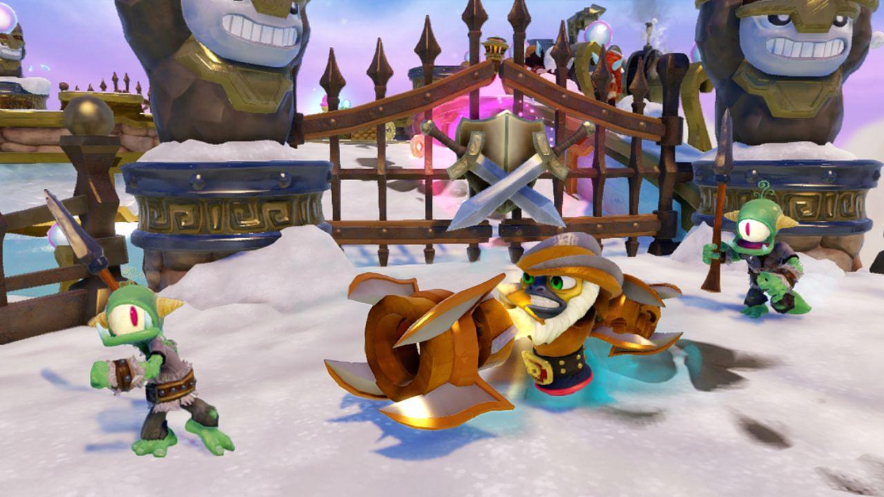 Uncategorized Swap Force Game skylanders swap force and the careful balance between two vicarious visions president on balancing audiences in screenshot 3