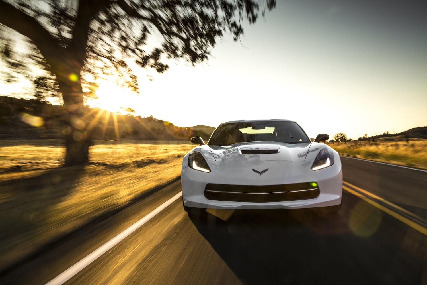 The Corvette Stingray could get GM's new seven-speed ...