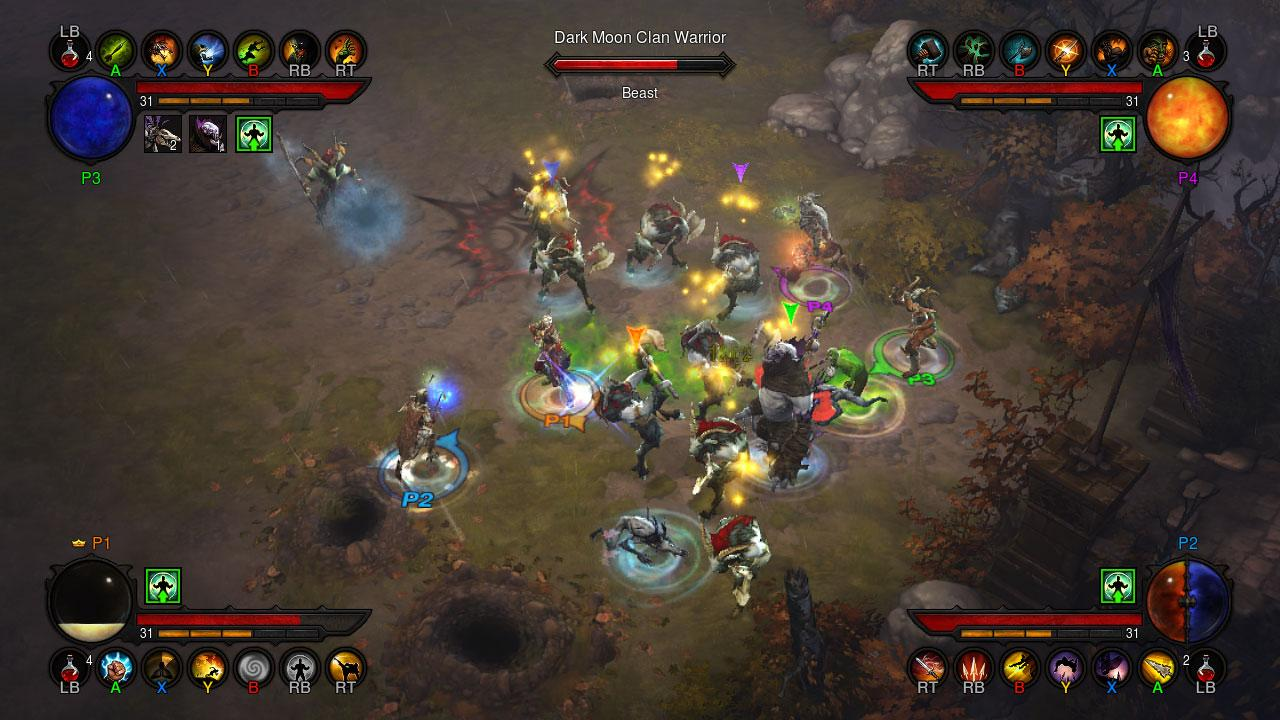 Diablo Iii Guide Getting Started With The Console Game