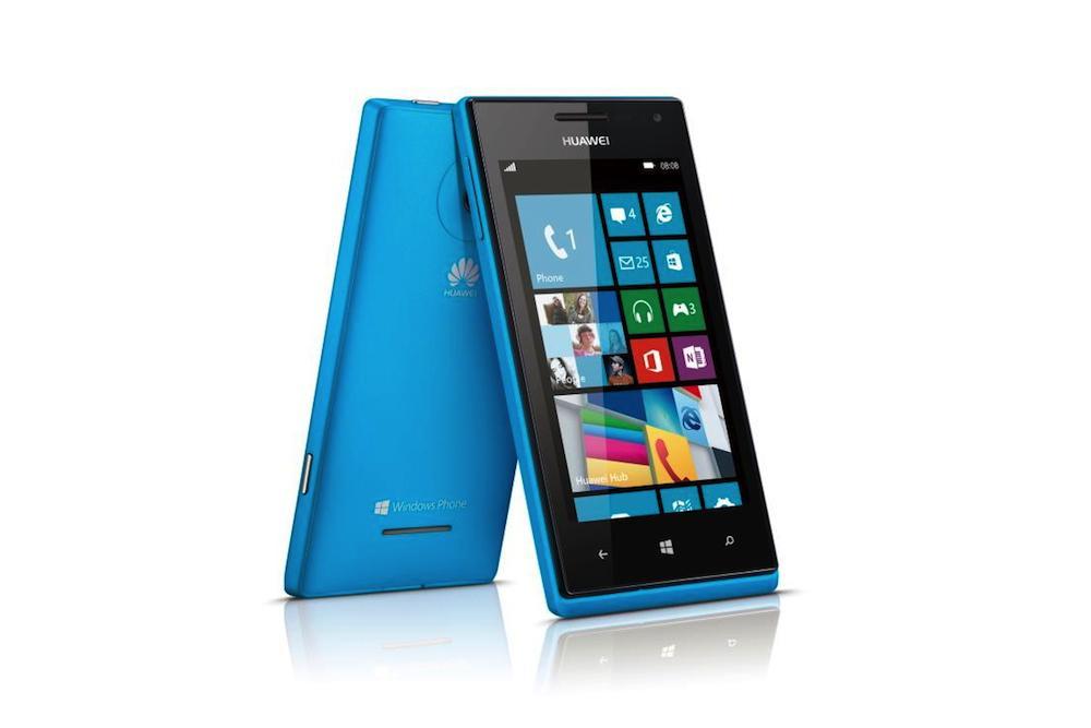 Huawei commits to Windows Phone