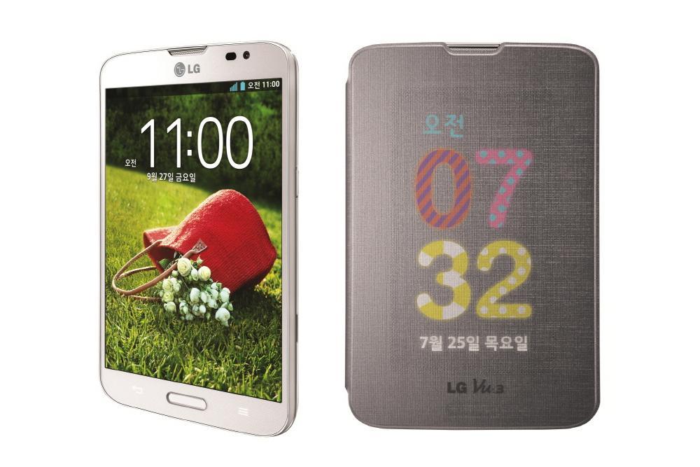 LG Vu 3 announced for September 27 in Korea
