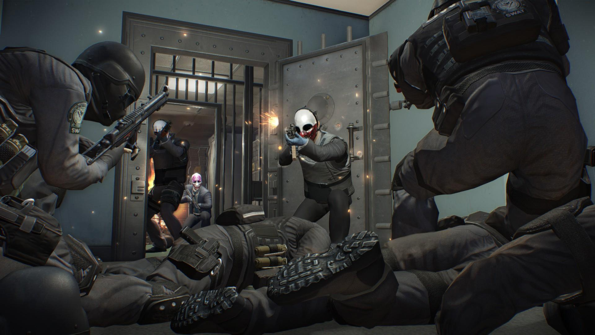 Payday 2: Crimewave Edition coming to PS4 and Xbox One ...