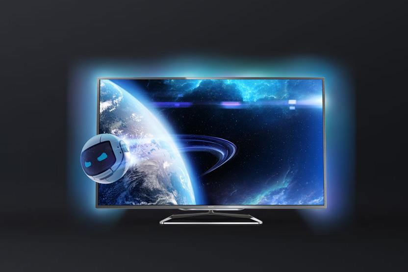 philips unleashes new 4k tvs with ambilight at ifa 2013 digital trends. Black Bedroom Furniture Sets. Home Design Ideas