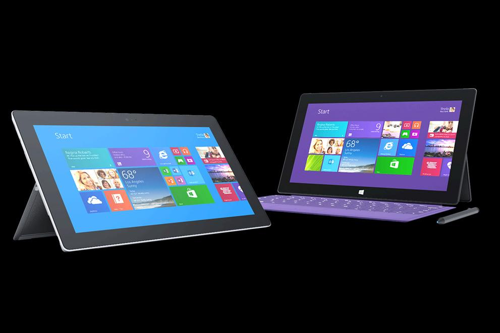 surface pro 2 and surface 2 everything you need to know digital trends. Black Bedroom Furniture Sets. Home Design Ideas