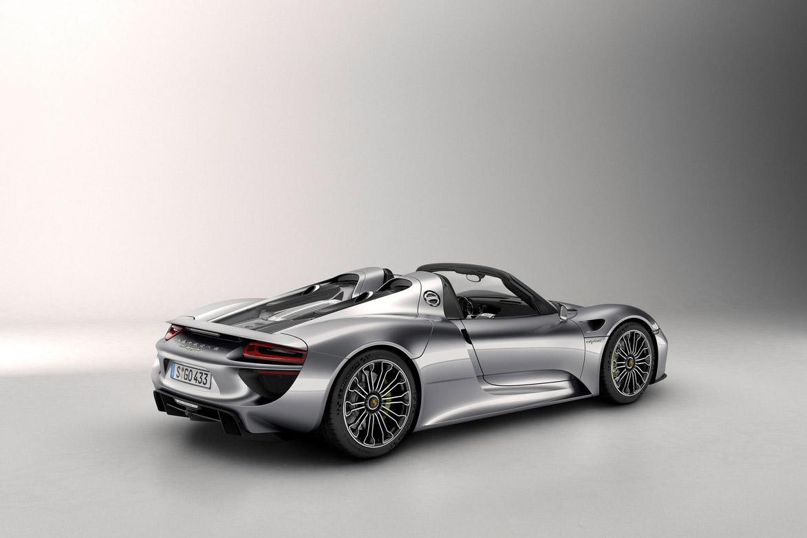 porsche 918 spyder hybrid has 1 million price tag frankfurt motor show digital trends. Black Bedroom Furniture Sets. Home Design Ideas