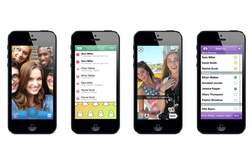 Are Your Best Friends On Snapchat The People You Snap The Most | Apps ...