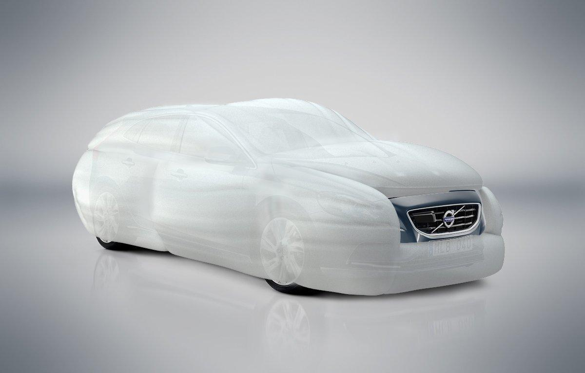 TRW To Have External Airbags On Cars By 2020