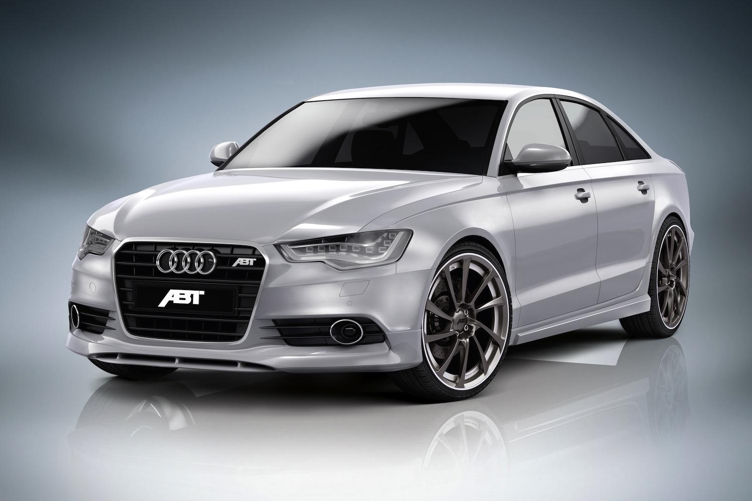 audi a6 tdi transformed into the abt as6 for sema 2013 digital trends. Black Bedroom Furniture Sets. Home Design Ideas