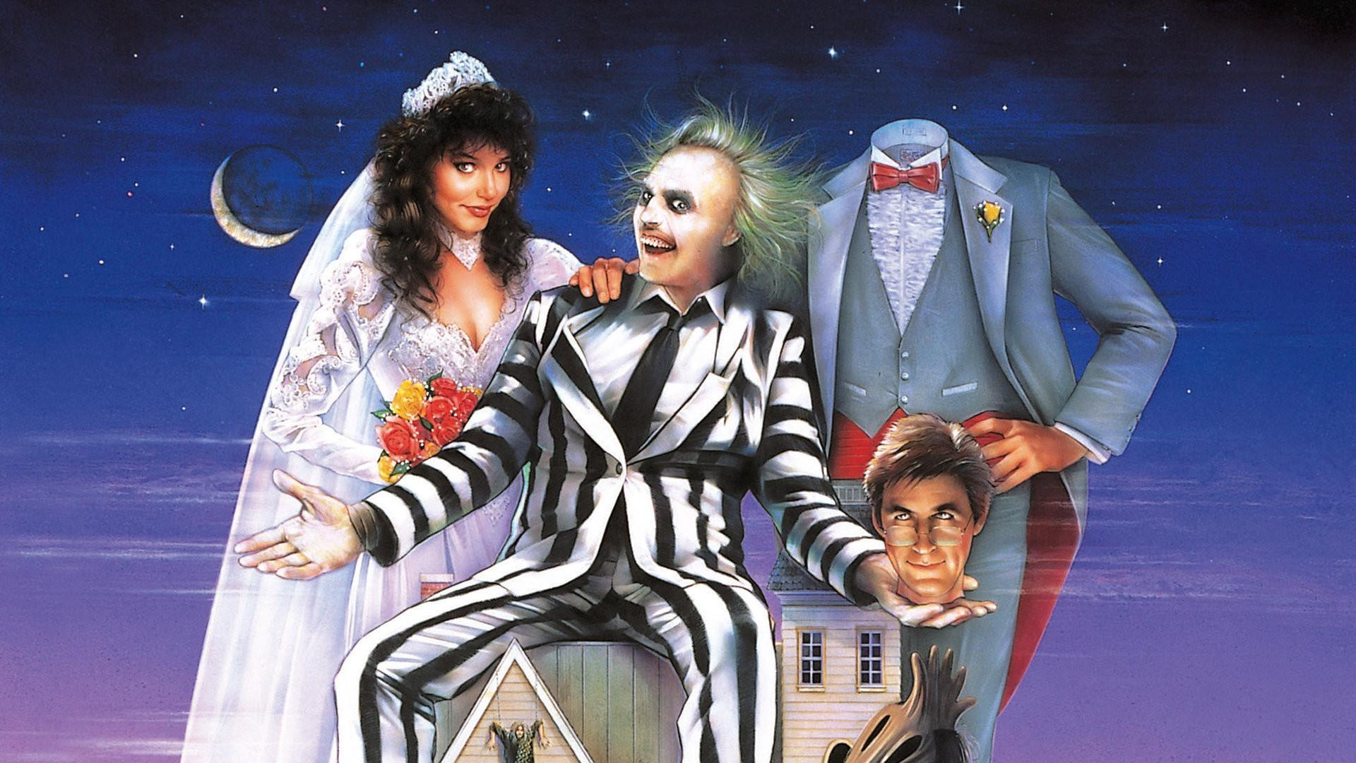 Beetlejuice 2 could be returning with tim burton michael for Classic house music 1988