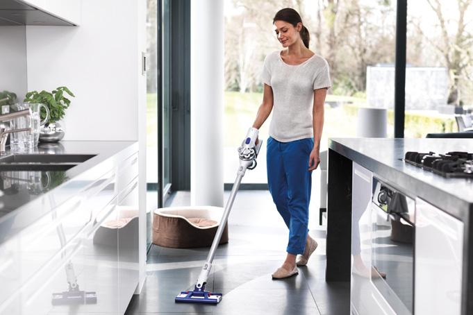 dyson hard dc56 hands on review | digital trends