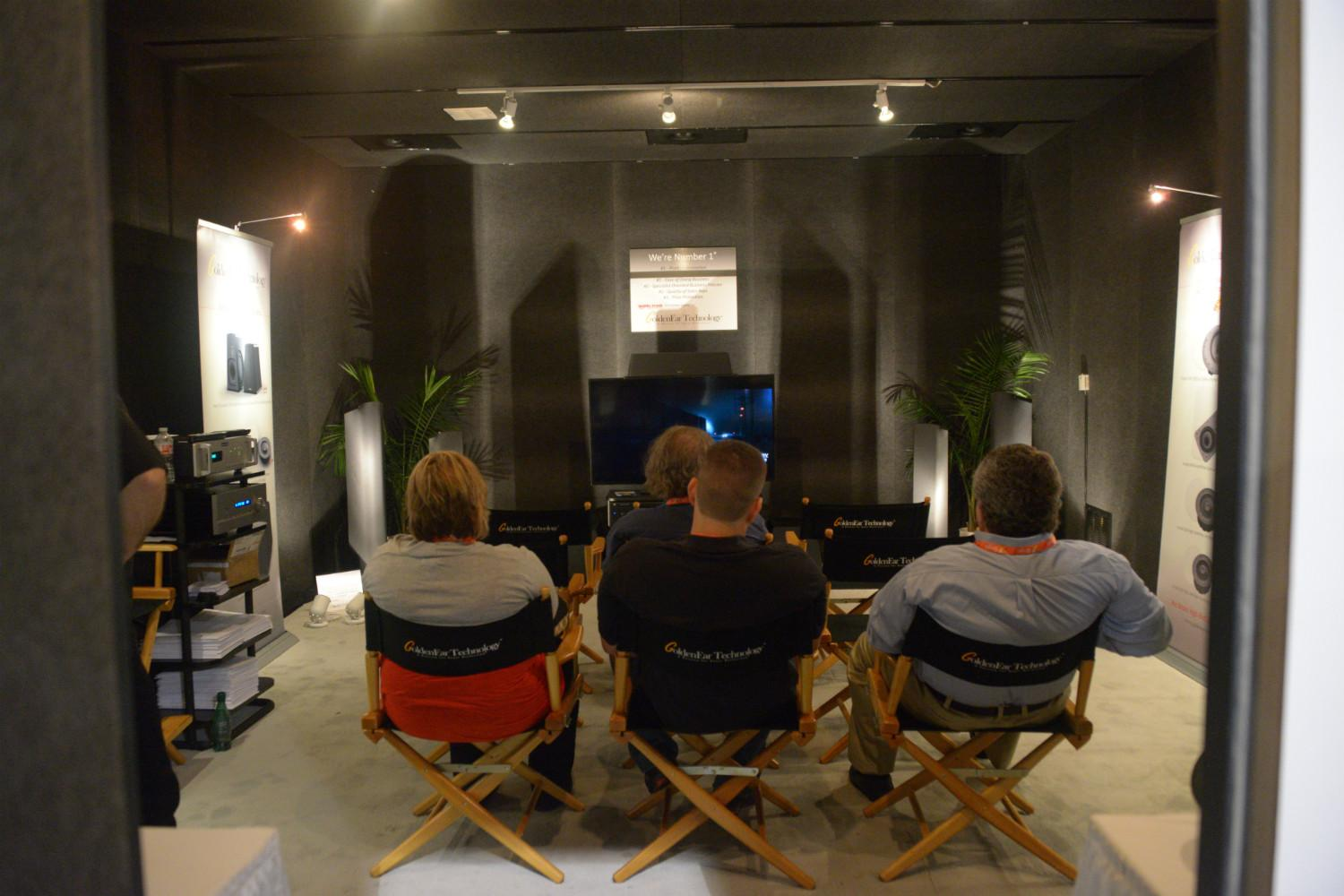Cedia Goldenear Technology Changed Our Mind On