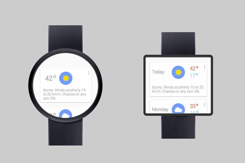 google smartwatch reportedly coming sooner rather than