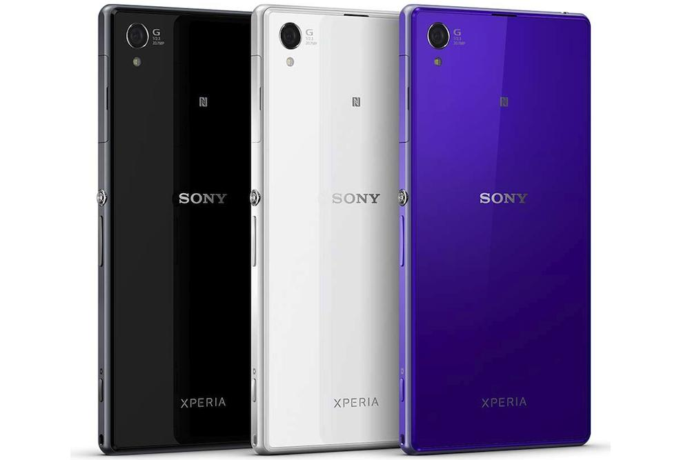 Sony Xperia Z1, Z Ultra, and SmartWatch 2 prices and ...