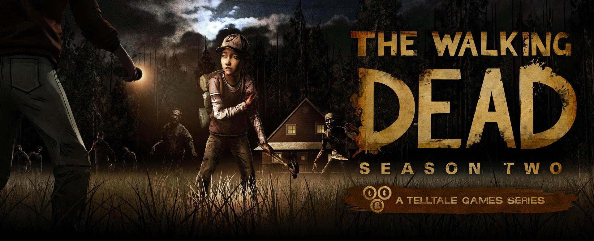 ������ ������ �� ���� ��������� ������� : The Walking Dead: Season Two v1.31 ����