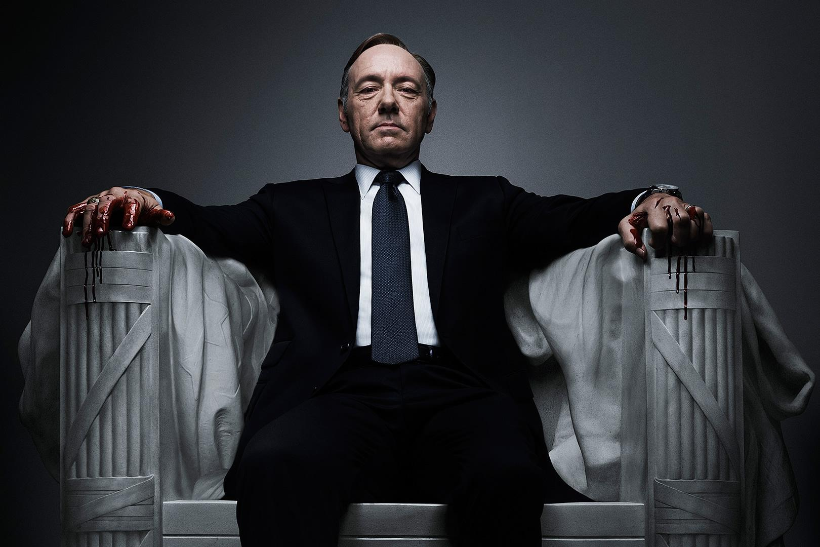 How Binge-Watching HOUSE OF CARDS Season 2 Distorted Reality.