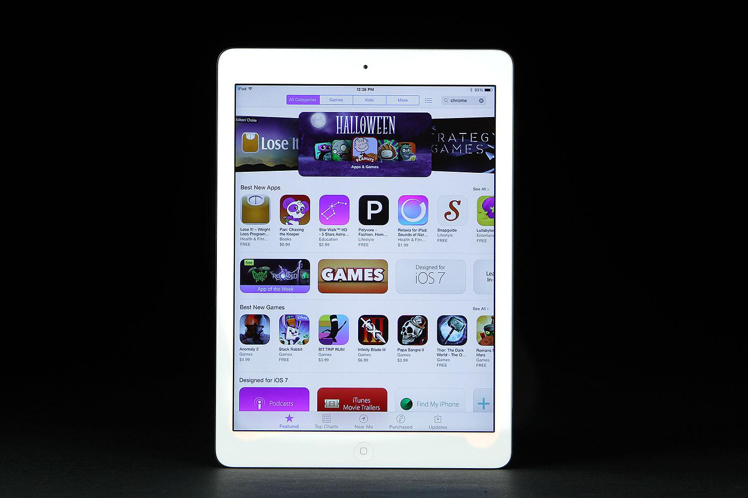 how to delete apps ipad air