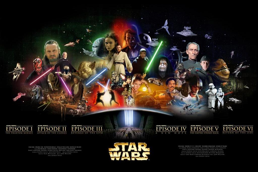 Star wars episode 3 essay