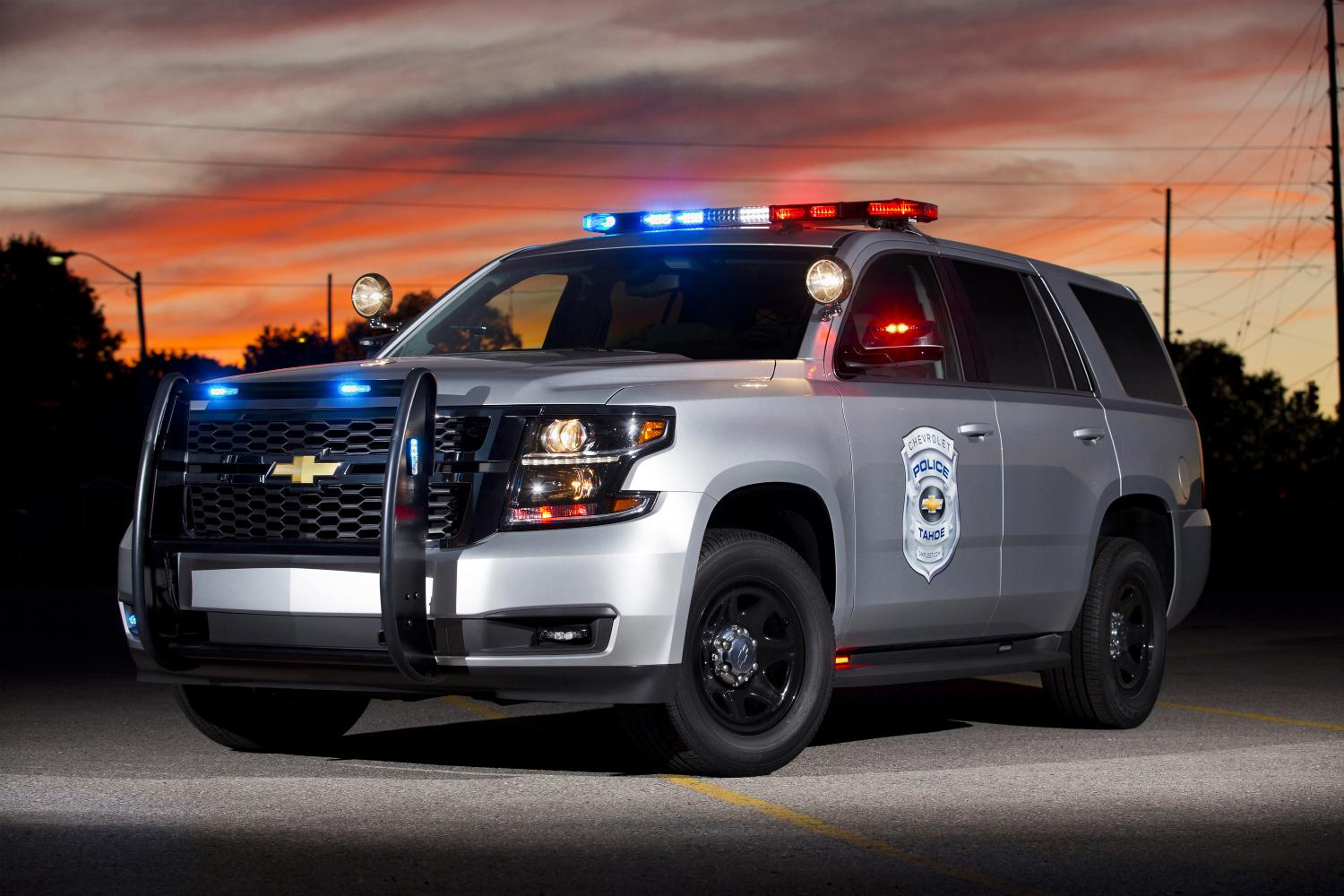 2015 Chevrolet Tahoe PPV | Chevy's ultimate police truck | Digital Trends