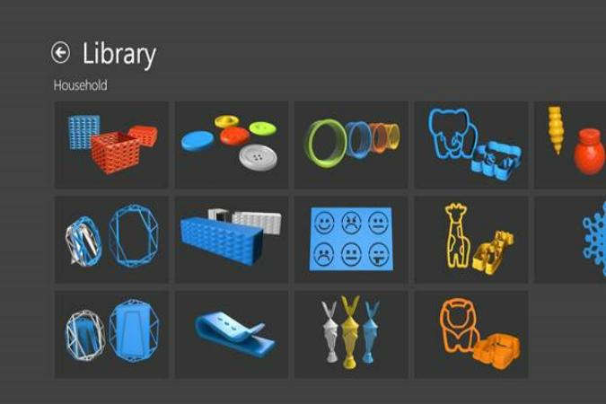 Microsoft Embraces 3d Printing With 3d Builder A Free