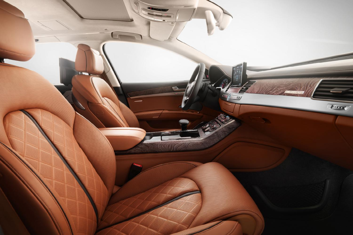 Audi A8 Exclusive Concept One Of The Best Interiors Around Digital Trends