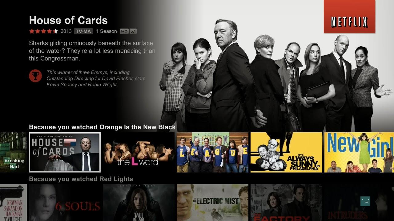New netflix layout is bad