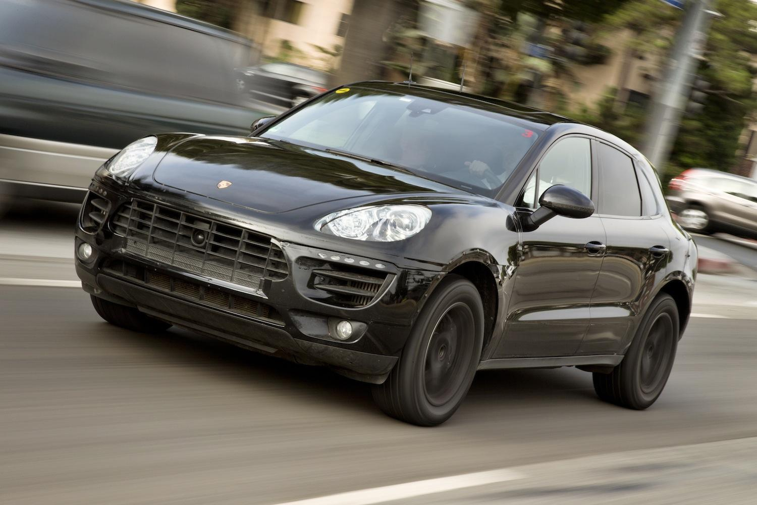 2013 la auto show 2015 porsche macan specs leaked digital trends. Black Bedroom Furniture Sets. Home Design Ideas