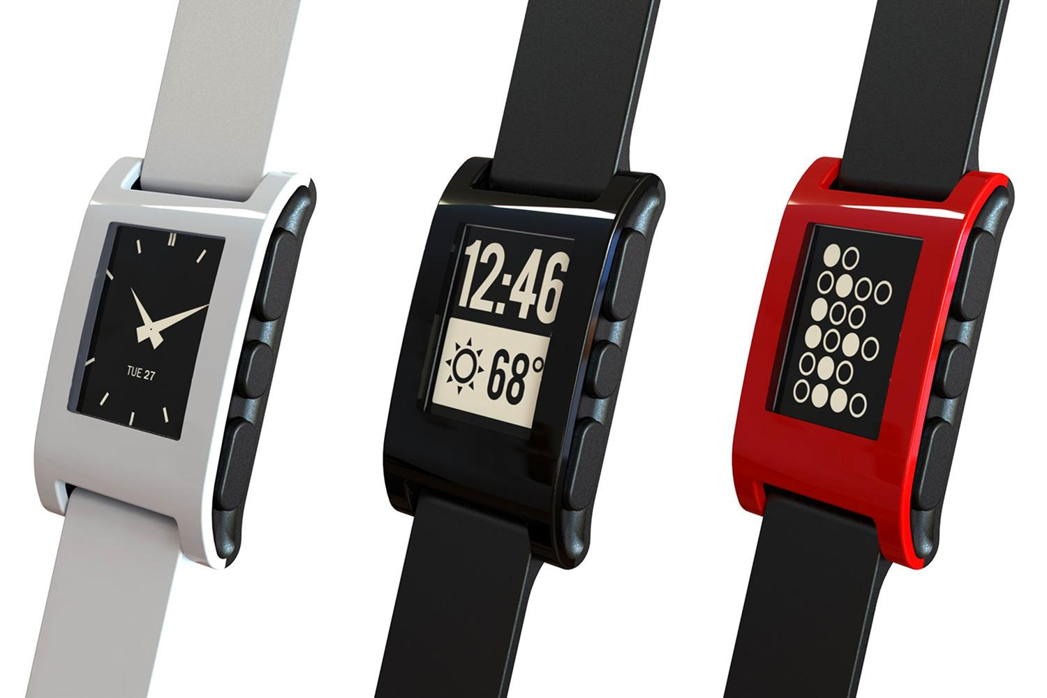 pebble smartwatch availability widens now selling on