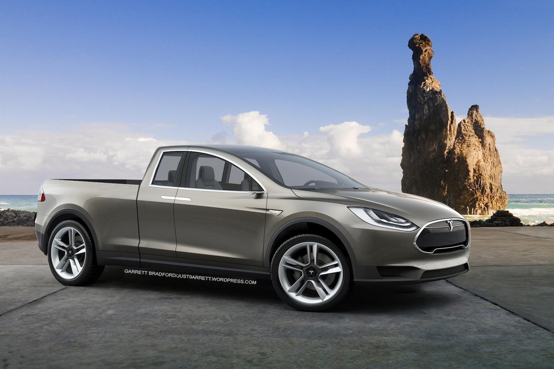 Tesla Pickup Truck | Elon Musk admits Tesla will build an F-150 figter | Digital Trends