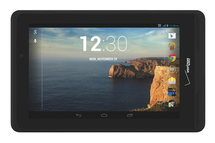 Verizon's Ellipsis 7 Android tablet announced.