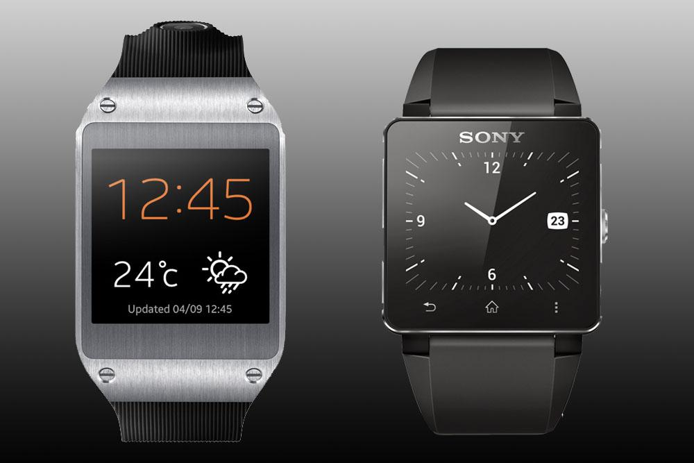 Sony SmartWatch 2 vs. Galaxy Gear: In-Depth Spec ...