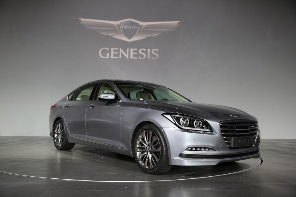 2015 Hyundai Genesis will have Google Glass Blue Link app